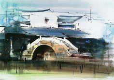 Drawing by Yuyuan Wang