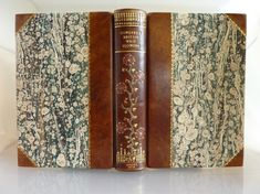 Antiquarian Bookbinding by Paul Tronson, Master Bookbinder