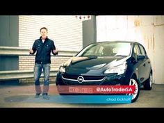 Opel Corsa 1 0T Enjoy - Video Review Older Models, Latest Cars, Car Videos, South Africa, Product Launch, Opel Corsa