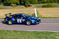 #Alpine #A310 à la Montée Historique de #Montgueux Article original : http://newsdanciennes.com/2015/08/30/grand-format-course-de-cote-et-montee-historique-de-montgueux/ #Classic_Cars #Vintage #Racing #Voiture #Ancienne