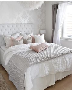 Nate Berkus Shares Easy And Stylish Tips For Creating A Relaxing Bedroom Retreat Teen Bedroom Designs, Bedroom Decor For Teen Girls, Cute Bedroom Ideas, Room Ideas Bedroom, Bedroom Sets, Home Decor Bedroom, Bedroom Retreat, Girl Bedrooms, Master Bedroom