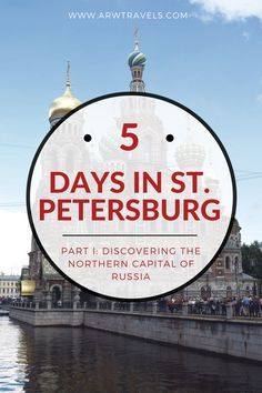 Former capital of the Russian Empire for over 300 years, St. Petersburg is one of the most fascinating cities that I've ever visited. Follow me during the first of the 5 days that I enjoyed in the northern capital of Russia!