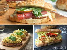 3 Perfect brunch sandwich recipes