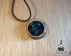 constellation necklace (Aquarius), Star Necklace, Zodiac Jewelry, Space Jewelry…