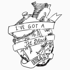 5sos lyrics coloring pages | The Home of Heroes — The best 5 Seconds of Summer fan art ...