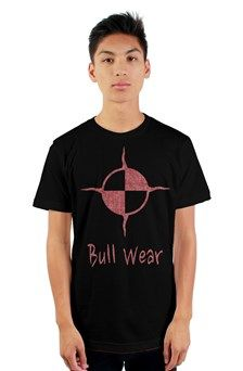 Apliiq.com presents the BULL WEAR MEDICINE WHEEL TEE tultex mens t shirt $48.00