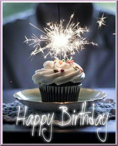 Birth Day QUOTATION – Image : Quotes about Birthday – Description happy birthday / joyeux anniversaire / gateau / cupcake / bougie / bleu Sharing is Caring – Hey can you Share this Quote !Used Happy birthday Albert Alvarado Love, aunt Theresa u Happy Birthday Pictures, Happy Birthday Messages, Happy Birthday Greetings, Happy Birthday Quotes For Him, Happy Birthday Cupcakes, It's Your Birthday, Humor Birthday, Happy Birthday Tia, Card Birthday