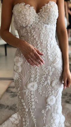 Stunning wedding dress with amazing details - N O R M A + L I L I A gorgeous wedding dress is a must-have for the day. Finding stunning wedding dresses to choose from is so much more involved than a. Stunning Wedding Dresses, Country Wedding Dresses, Black Wedding Dresses, Princess Wedding Dresses, Wedding Dress Styles, Bridal Dresses, Wedding Gowns, Modest Wedding, Beaded Wedding Dresses