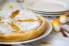 Veganer Osterkuchen mit Bio Kuchenteig aus der Migros via @rawsday