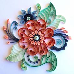 13 Paper Quilling Design Ideas That Will Stun Your Friends Paper Quilling For Beginners, Paper Quilling Tutorial, Paper Quilling Flowers, Paper Quilling Cards, Quilling Work, Origami And Quilling, Paper Quilling Patterns, Quilling Paper Craft, Quilling Techniques