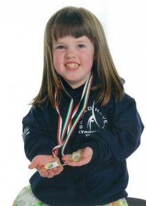 Nine-year-old Great Ormond Street Hospital patient Robyn hasn't let achondroplasia stand in the way of her sporting dreams… read about her fantastic gymnastics achievements! http://blog.gosh.org/patientsandparents/robyns-amazing-gymnastics-success/