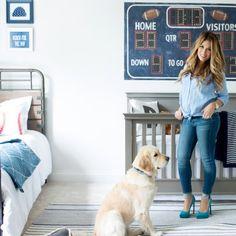 Jessie James Decker's Nashville Home Makeover: The Nursery
