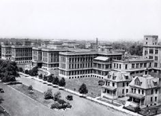 Barnes Hospital, 1915, St. Louis, Missouri