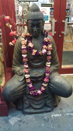 Spiritual Awareness isn't in the Statue but within the Self