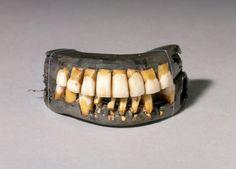 George Washington's false teeth Retronaut | Retronaut - See the past like you wouldn't believe.