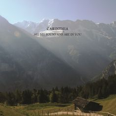 Carinthia - All My Fountains Are In You En savoir plus sur https://www.192kb.com/boutique/musique/vinyle/carinthia-all-my-fountains-are-in-you/
