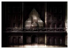 Scene from Goethe's Faust, set by Ezio Frigerio, 2009 - Theatre