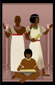 Fantasía egipcia.                                                                                                                                                      Mais
