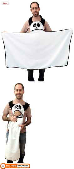 Panda - 53 x 30 Extra Wide Apron Style Easy-Dry Bath Hooded Towel, by Frenchie Mini Couture, Frenchie Mini Couture's 100% cotton apron style towel with help make bathing a breeze. Simply velcro around your neck so you have both hands free to pick up your infant from the bath. The wide apron..., #Baby, #Baby Bath, $29.99