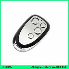 OBDDIY rolling code Brazil old Positron remote key car alarm remote control Positron with HCS301 chip BX016A