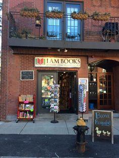 I AM Books, libreria italiana a Boston