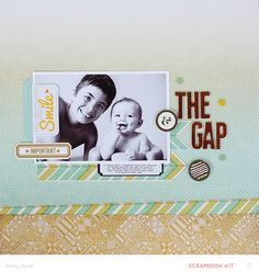 The Gap - Studio Calico Copper Mountain Kit - Kelly Noel