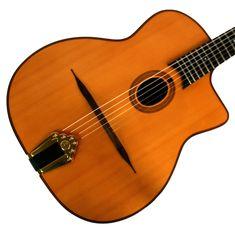 Archtop Guitar, Guitars, Gypsy Jazz, Reserve, Dupont, Jazz Guitar, Guitar