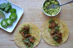 Crock Pot Recipe: Adobo Pork Tacos