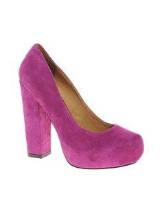 Diavolina Liz Suede Shoe