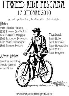 First Tweed Ride Pescara 2010