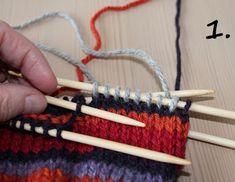 Hjerte GO`H Design: Hvordan strikke tommel på vott; en step by step forklaring H Design, Clothes Hanger, Diy And Crafts, Knitting Patterns, Pictures, Coat Hanger, Knit Patterns, Clothes Hangers, Knitting Stitch Patterns