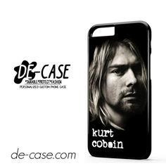 Kurt Cobain A Hole In My Life DEAL-6247 Apple Phonecase Cover For Iphone 6 / 6S