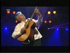 Tommy Emmanuel - Somewhere Over The Rainbow (live 2006 Leverkusen).  What can one say? Dreamlike. Other than missing Yip Harburg's lyrics - we'll cover those another time.