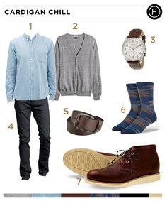 Dress Like Adam Brody