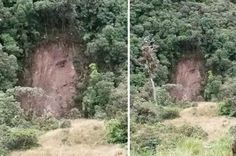 St. Zion: PHOTO: Face Of Jesus Appears In South American Lan...