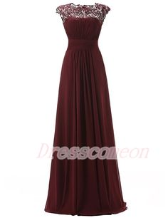 2016 Long Chiffon Lace High Low Beautiful Prom Dresses For Teens http://www.luulla.com/product/536757/2016-simple-chiffon-lace-prom-dresses-cheap-prom-dress-long-party-dresses-modest-evening-dresses