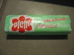 Pfeffi Pfefferminz Bonbon Ostalgie