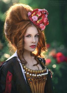 """Queen of the roses - Shot at the workshop by our photoschool in Kiev You can follow me for more works: <a href=""""https://www.facebook.com/tatyana.nevmerzhytska"""">My Facebook page</a> <a href=""""http://vk.com/foto81"""">VKontakte page</a>"""
