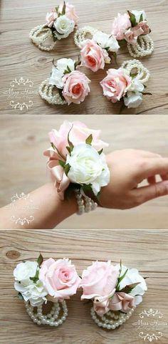 22 trendy ideas for garden rose corsage white Garden Blush Rosa, Rosa Rose, Blush Pink, Corsage And Boutonniere, Flower Corsage, White Corsage, Boutonnieres, Diy Wedding, Wedding Gifts