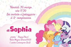 Mi Little Pony, Mini Pony, Happy Hour, Princess Peach, Invitations, Cake, Fictional Characters, Fiestas, Tags