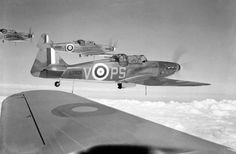 stukablr:  Boulton Paul Defiant, nicknamed Duffy  AKA one of the biggest failures of the British aircraft industry… That is, before the post war era.