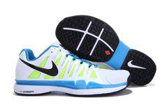 d571da89f0ec Bue Cheap Nike Zoom Vapor 9 Tour White Royal Blue Volt 488000 103 . i like