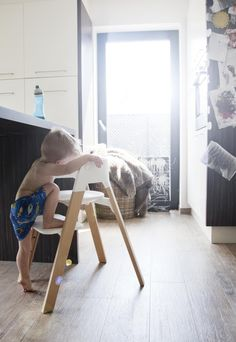 ELLE MILLA BLOG ––Embrace your little one's independence with Stokke Steps! Height adjustable footplate makes it easy to adjust for a growing child