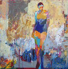 Simon Breitbard Fine Arts   Jylian Gustlin (figurative)