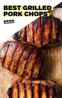 Summer Is For Honey Soy Grilled Pork ChopsDelish