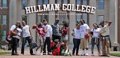 """Hillman Bookstore. Apparel from """"A Different World"""""""