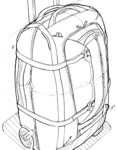 Derick Noffsinger Sketch Work 1L