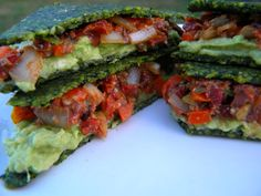 Kale-Monsterella Flatbread