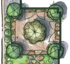 landscape site design plans