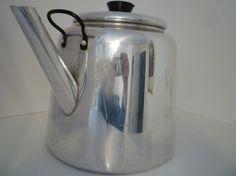 TEAPOT. ENGLISH TEA Room Teapot. 1980's by TheBrambleyCottage